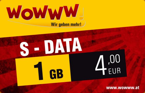 Wowww Data S Paket